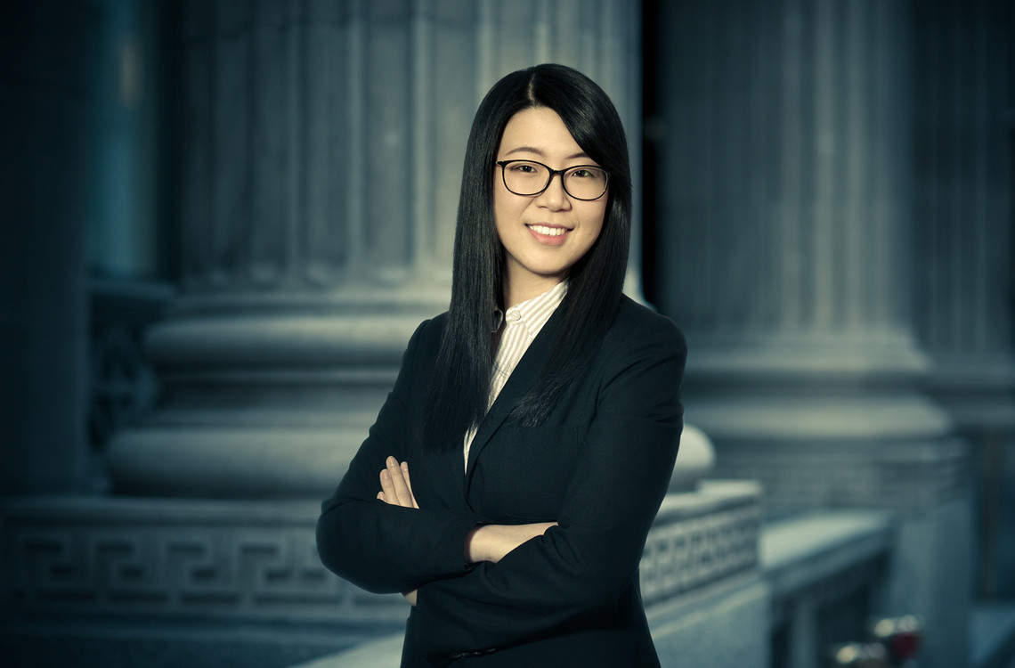 Patty Zhao Portrait
